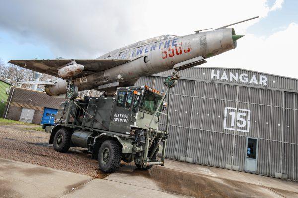 Tukker Truckers Vliegveld Twenthe